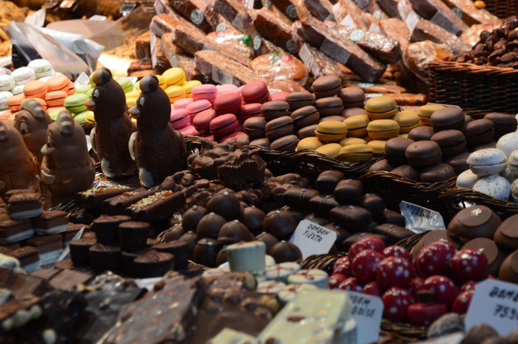 サン・ジュセップ市場