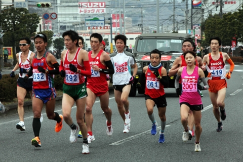 別大マラソン - max15の日記