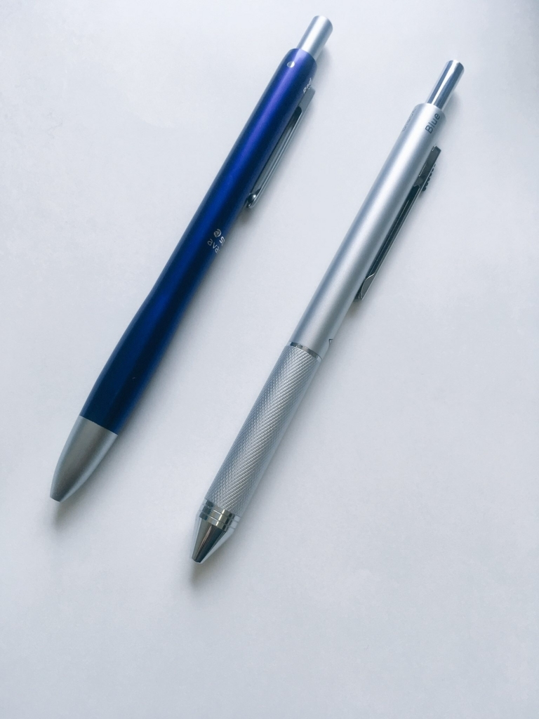 ステッドラーのアヴァンギャルドと、WEDOのペン