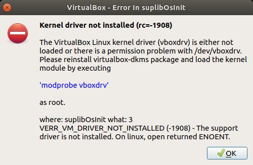 Virtualboxエラー
