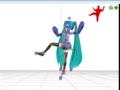 MMD Kinect対応
