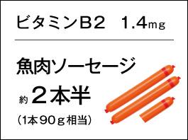 バランサー ビタミンB2