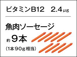 バランサー ビタミンB12