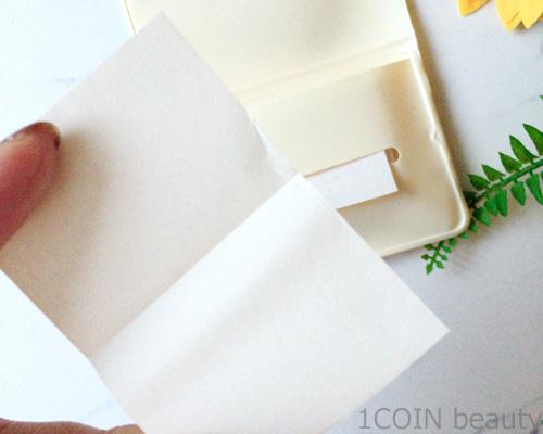 紙おしろい