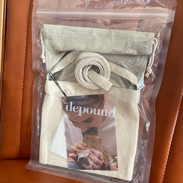 depound マフィンバックミニ