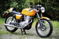 Stinky Yamaha SR #21 | Bike EXIF | Classic motorcycles, custom motorcycles and cafe racers