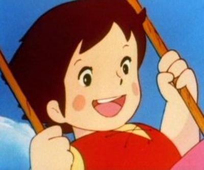 カルピス劇場と宮崎アニメの画像