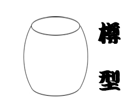 ぷりん型考の画像
