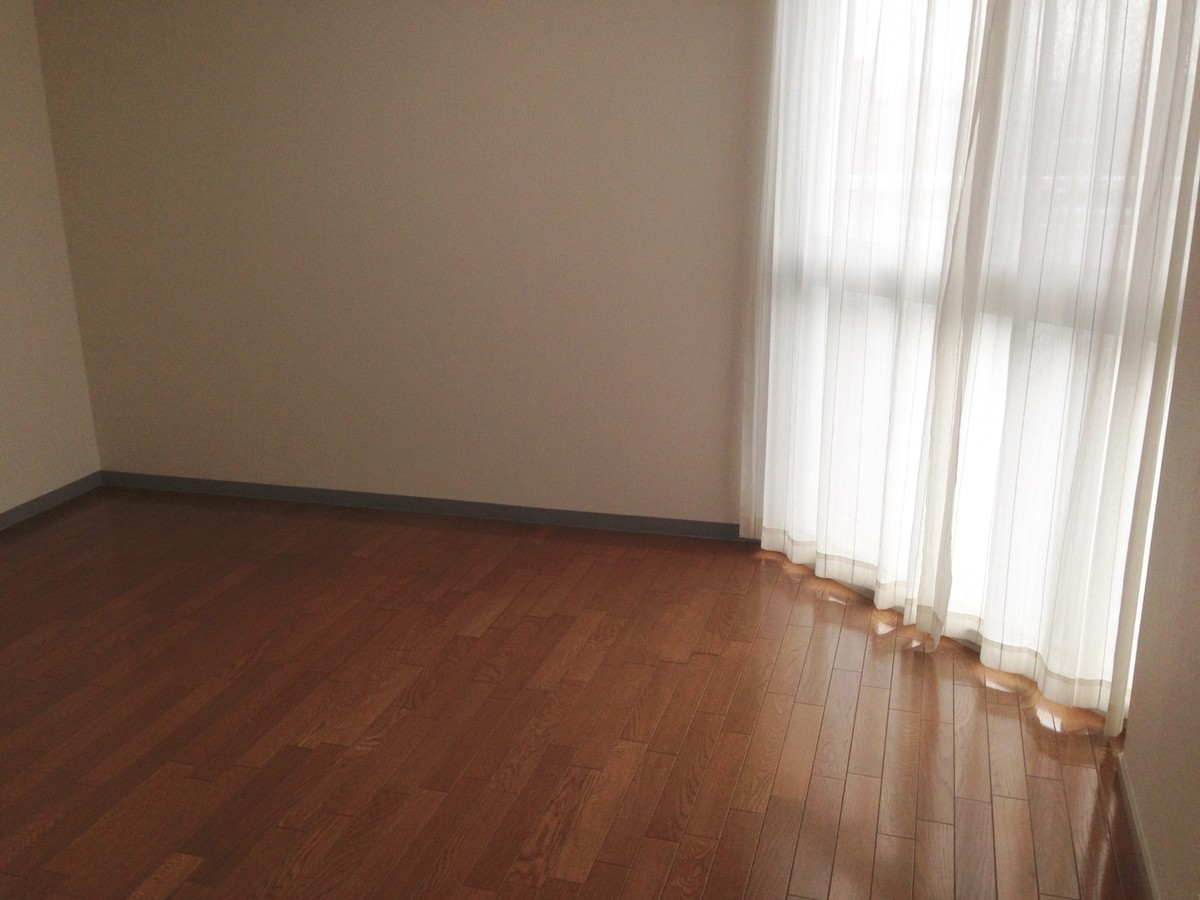断捨離して片づいた部屋
