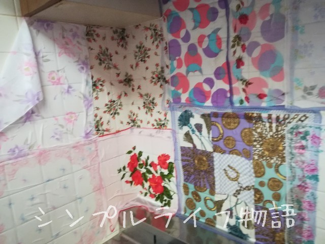 キッチンのタイル壁 目地の掃除13