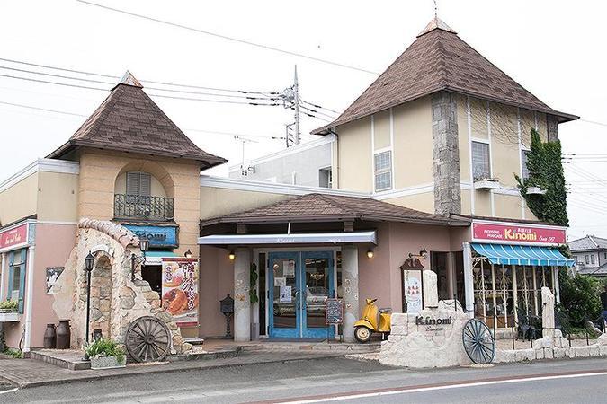創作菓子工房木の実 吉井店2