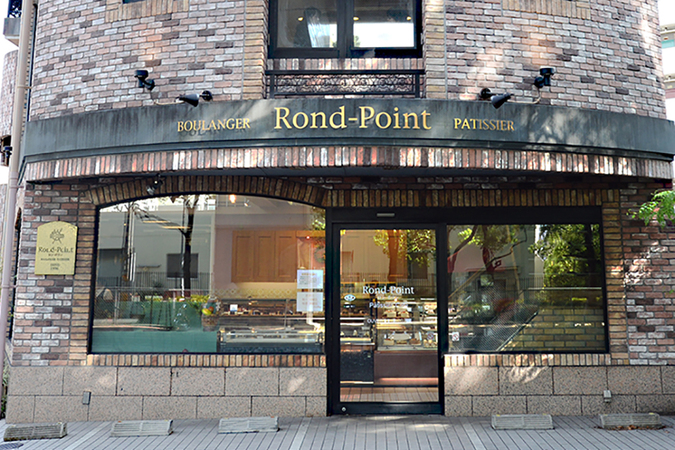 BOULANGER PATISSIER Rond-Point(ロン・ポワン)2