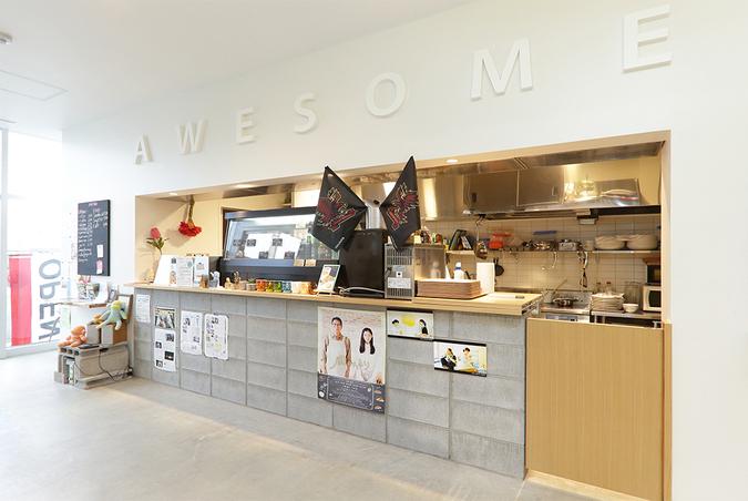 オーサム カフェ(AWESOME cafe)2