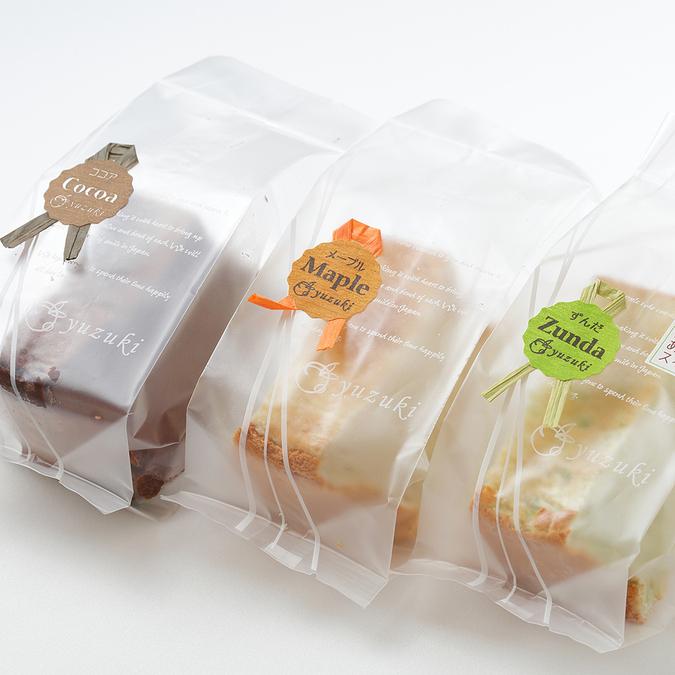 杜の都のチーズケーキ工房 yuzuki(ユズキ)3