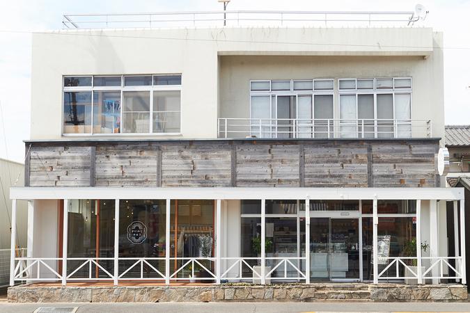 かにわしタルト店2