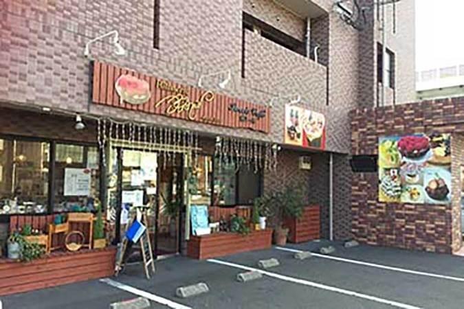 スイーツカフェボヌール(宇宿店)2