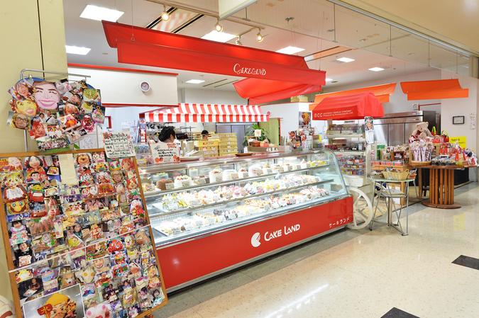 ケーキランド(CAKE LAND)エブリア店2