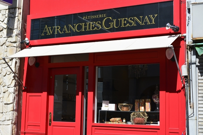 AVRANCHES GUESNAY
