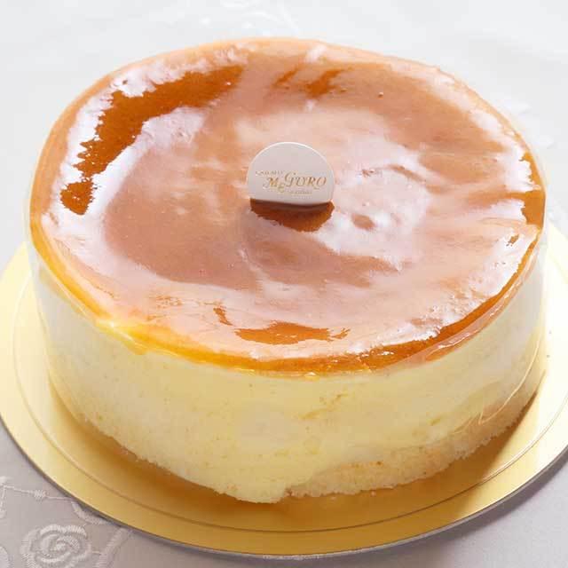 蔵王チーズスフレ