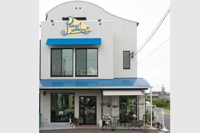 Panari CAKE&CAFE(パナリ ケーキアンドカフェ)