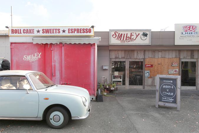 スマイリー カフェ(smiley cafe)2