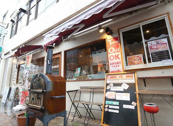 門司の駅前cafe喫茶 BONGO(ボンゴ)2