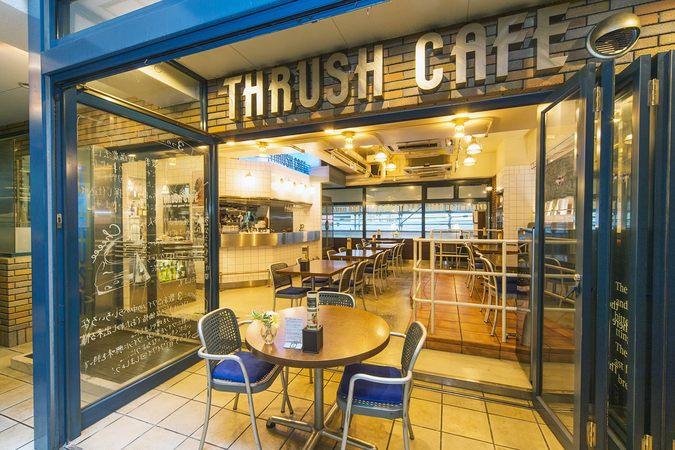 Thrush Cafe(スラッシュ カフェ)2