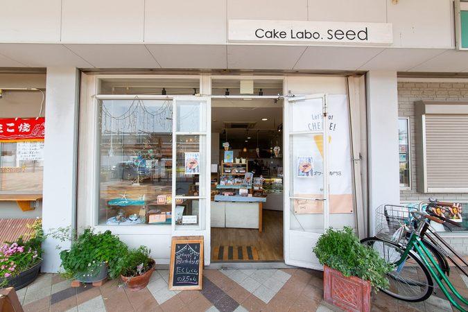 Cheesecake lab seed(チーズケーキ ラボ シード)東岸和田店2
