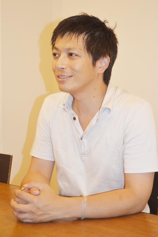株式会社 coki 代表取締役 樽岡 憲秀氏