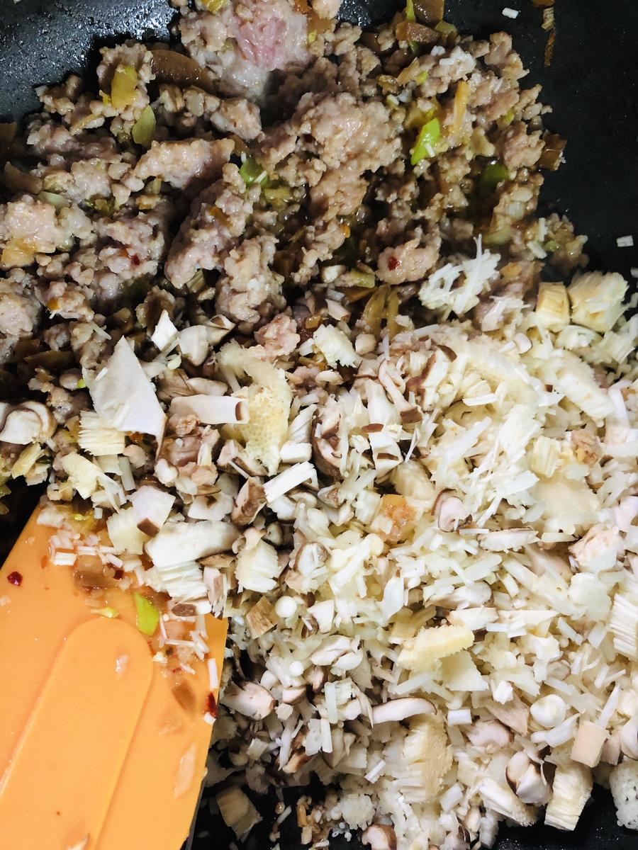 エノキタケのマーボー豆腐🔥