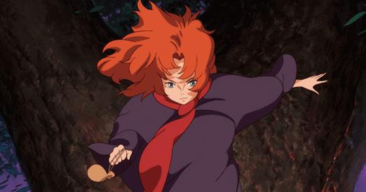 赤毛の魔女