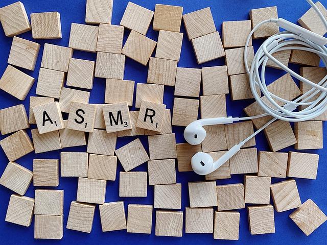 ASMRの画像