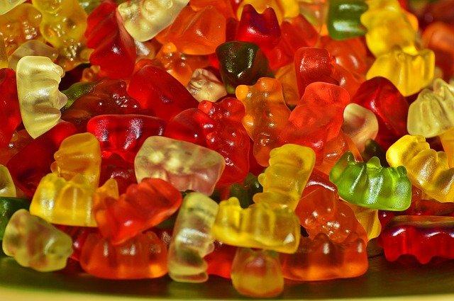 ゲーム専用のお菓子イメージ画像