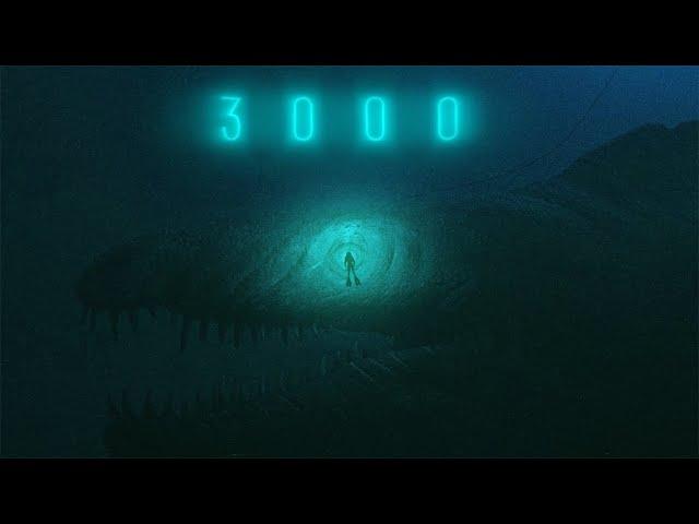 SCP-3000 大海蛇のサムネイル