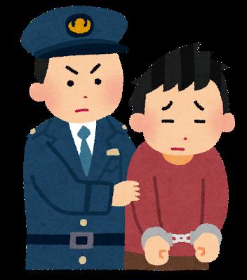 刑事罰のイメージ