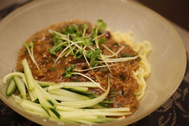 中国式ジャージャー麺