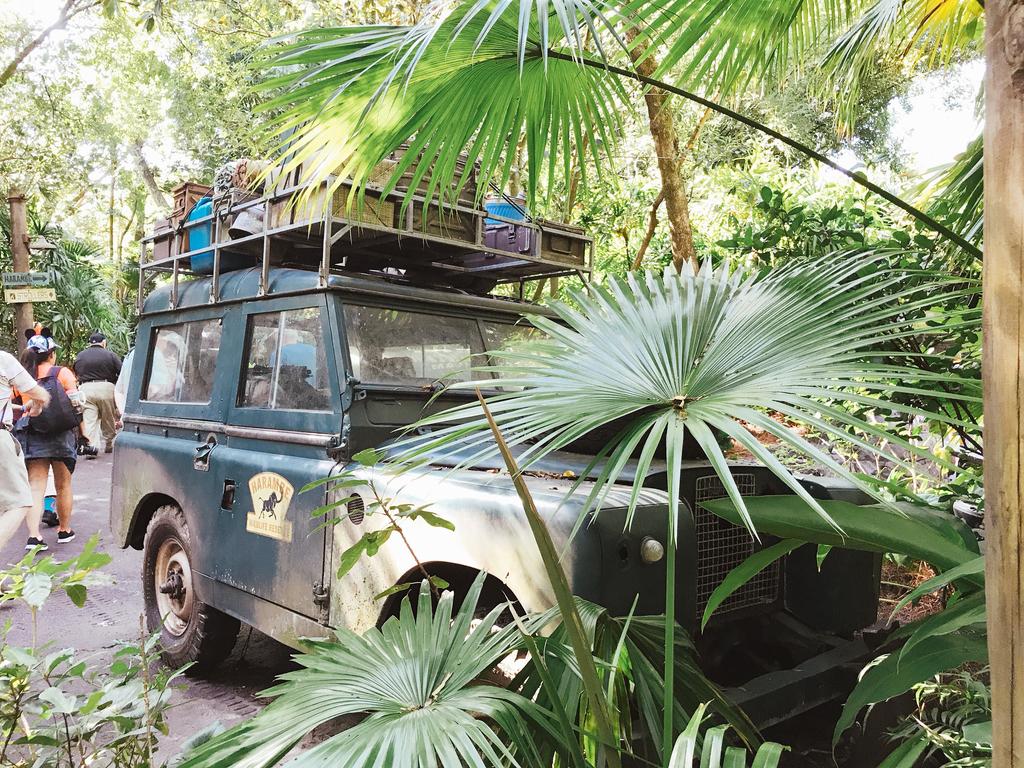 キリマンジャロ・サファリのトラック