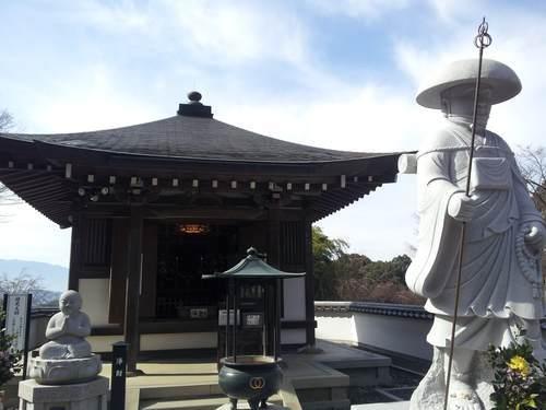 岡寺の大師堂