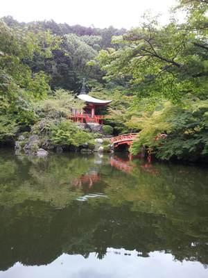 醍醐寺の弁天堂