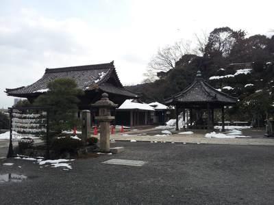 三井寺の観音堂