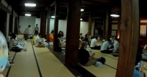 元興寺のお堂