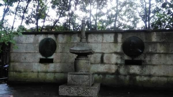 法輪寺の電電塔