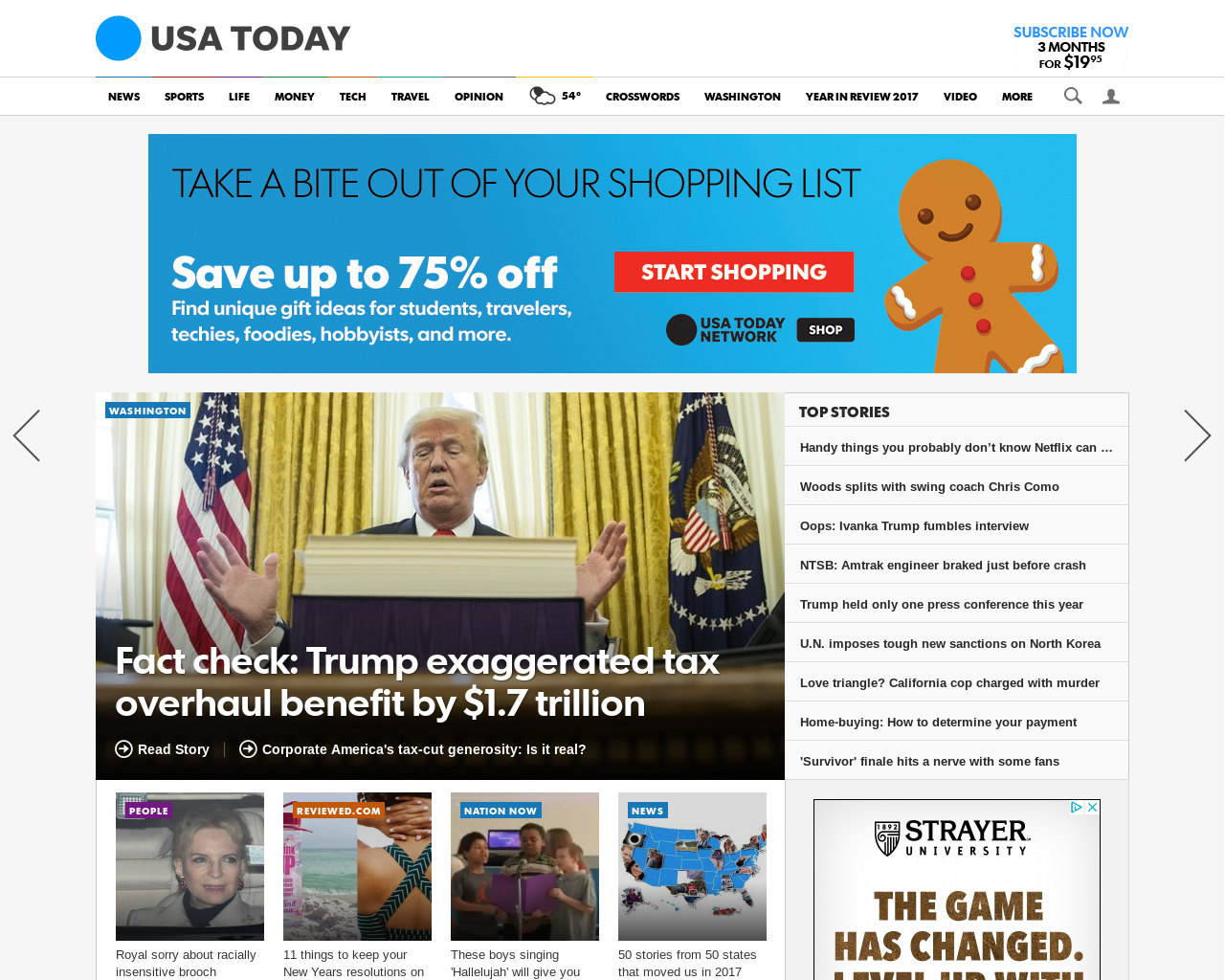 www.usatoday.com(2017/12/23 08:00:39)