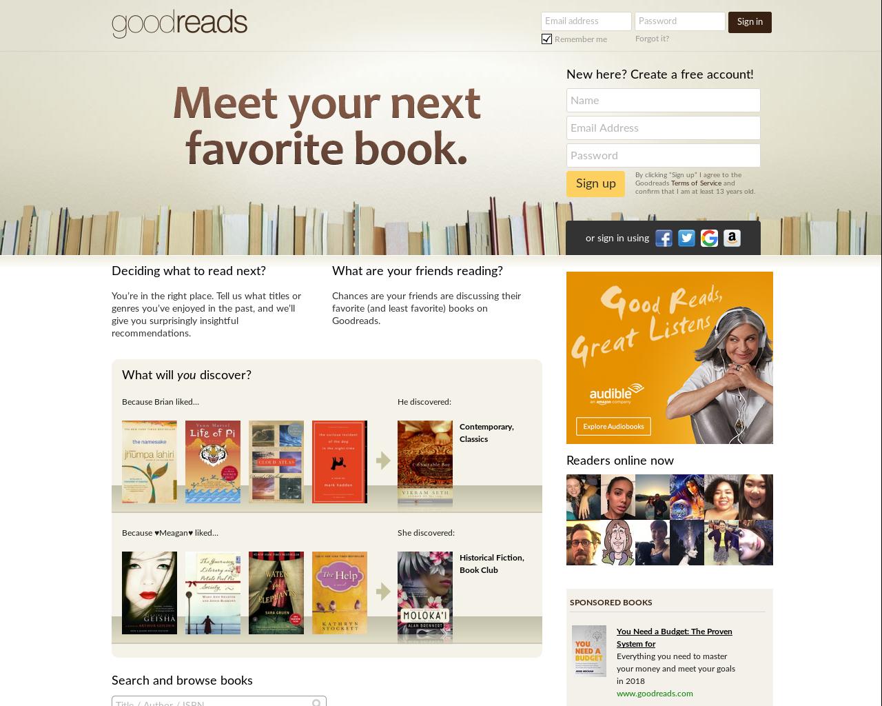 www.goodreads.com(2018/01/13 08:01:03)