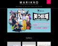 '201803,mariko.fanmo.jp'