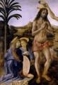 「キリストの洗礼」より