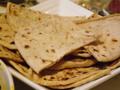 [food][大阪][カレー][パキスタン][アリーズキッチン][food][大阪][カレー][パキスタン][アリーズキッチン]チャパティ