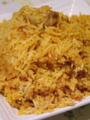 [food][大阪][カレー][パキスタン][アリーズキッチン][food][大阪][カレー][パキスタン][アリーズキッチン]ビリヤニ