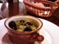 [食][大阪][ワイン]オリーブのコンフィ@プティ・カッセ