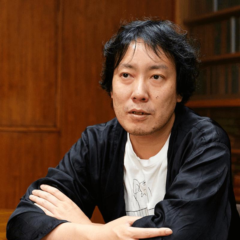 小説家/テレビ美術制作会社 企画 燃え殻